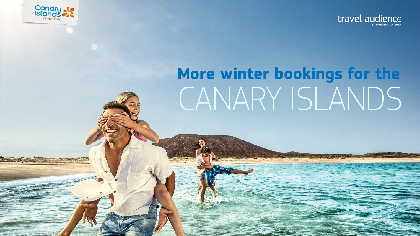 Advertiser Case Study – Canary Islands