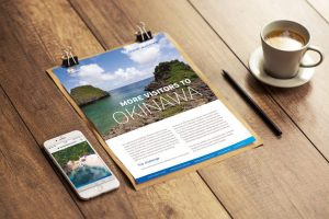 Advertiser case study – Okinawa